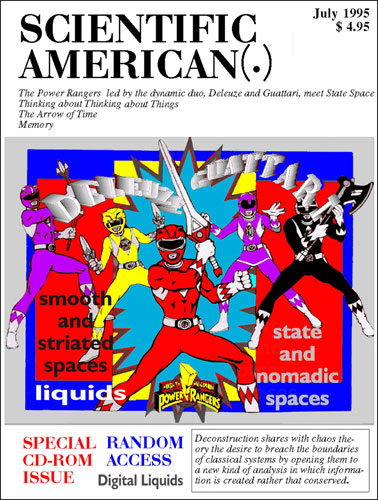Faux Scientific American(.) 1994 Issue